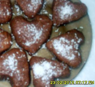 brovnie kurabiye