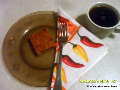 yağsız diyet kek tarifi