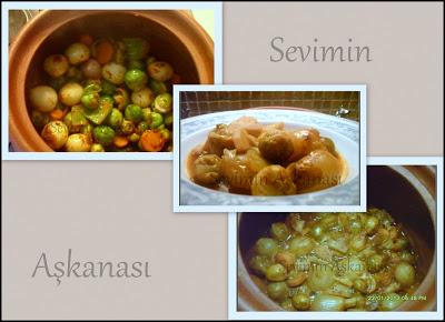 brüksel lahanası yemeği