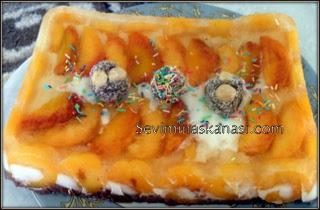 diyet-meyveli-pasta