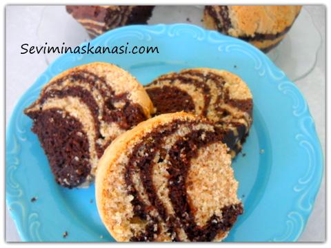 zebra kek nasıl yapılır