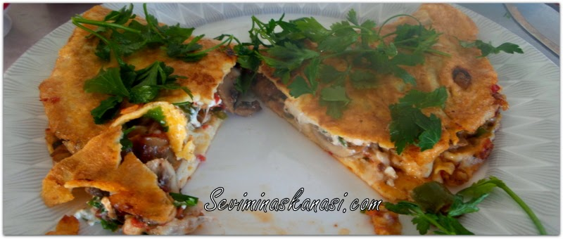 kahvaltilik-omlet-tarifi