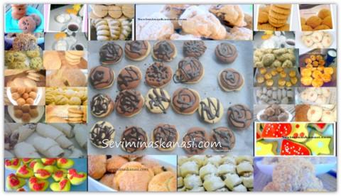 en çok yapılan kurabiye tarifleri