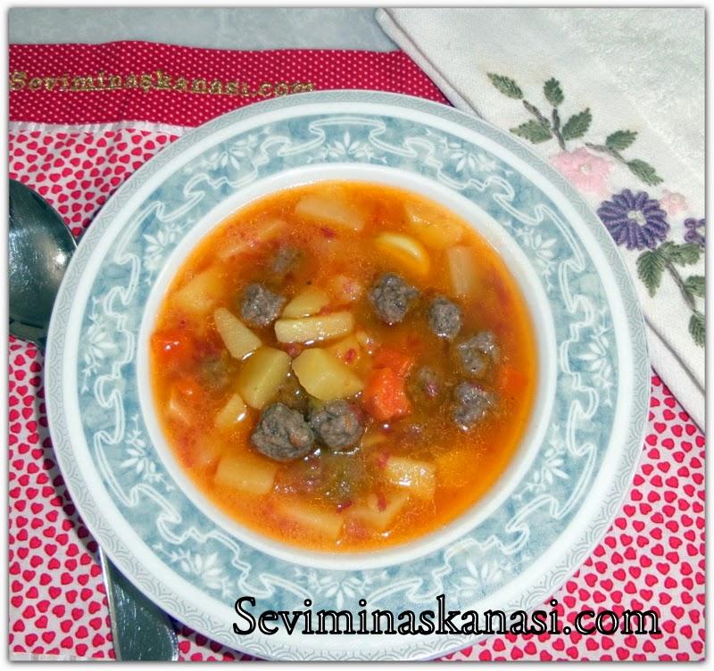 köfteli-patates-yemegi