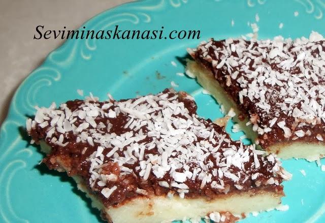 Kakaolu Sütlü İrmik Tatlısı Sütlü Bisküvili İrmik Tatlısı İrmik Tatlısı Nasıl Yapılır ? Kakaolu Sütlü İrmik Nasıl Yapılır