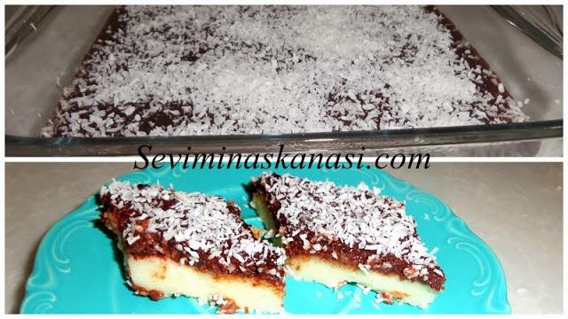 Kakaolu Sütlü İrmik Tatlısı Sütlü Bisküvili İrmik Tatlısı İrmik Tatlısı Nasıl Yapılır ? Kakaolu Sütlü İrmik Nasıl Yapılır ? İki Renkli Sütlü İrmik Tatlısı Tarifi  Sütlü İrmik Tatlısı