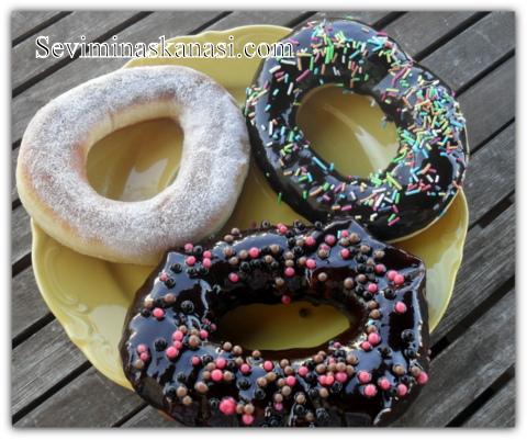 donut nasıl yapılır