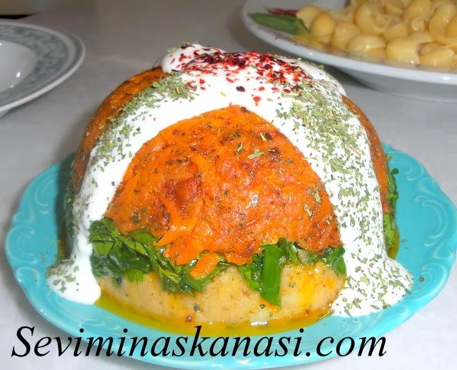 Patates Ezmeli Havuçlu Salata Tarifi