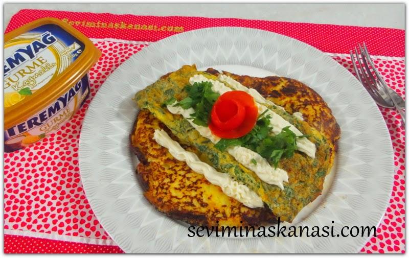 süslü omlet