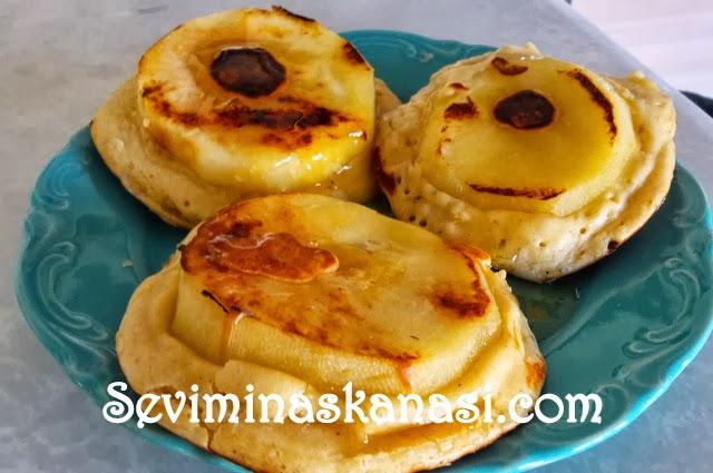 pancake hamuru