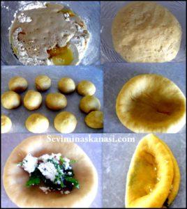 mayalı pastane Poğaçası tarifi